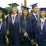 Graduating Fletcher High School